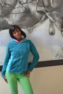 """Nokuthula (16) Sizimisele High School """" Sizimisele is a very hard working young lady who dreams of becoming a social worker, she wants to the homeless as well as people without family."""