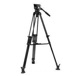 Canon ME200 Complete Camera RigWith Top Handle, Rods, and