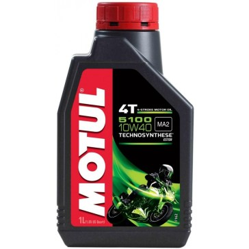 I've had great results with the engine internals using this blend of Motul so I think I'll stick to it.