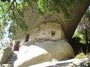 Η εκκλησία Θεοκτίστη στο χωριό Πηγή κοντά στον Κάμπο.