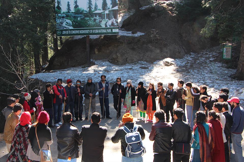 Kashif khan tour guide