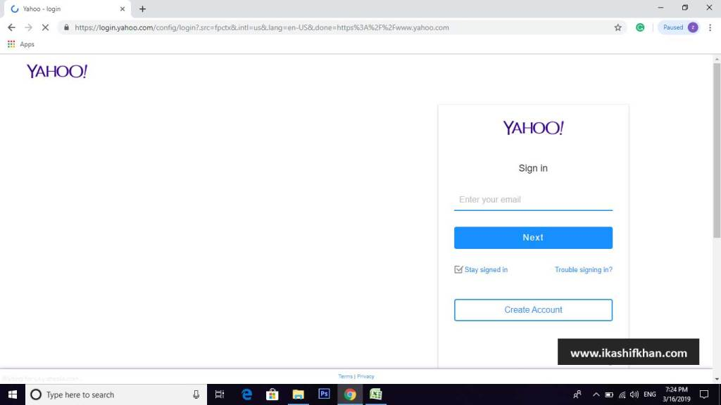 How-to-Create-A-Yahoo-Account-Step-2
