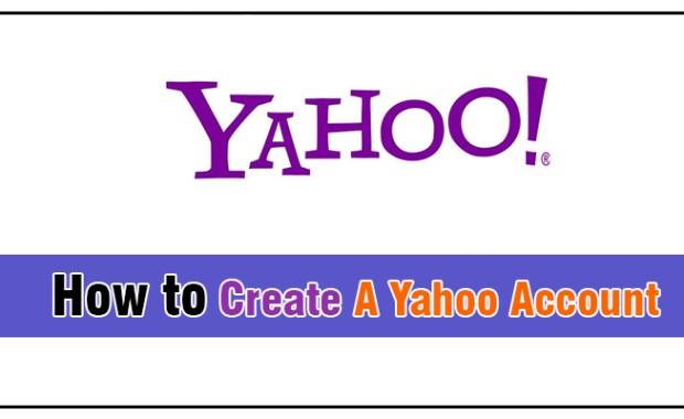 How to Create A Yahoo Account