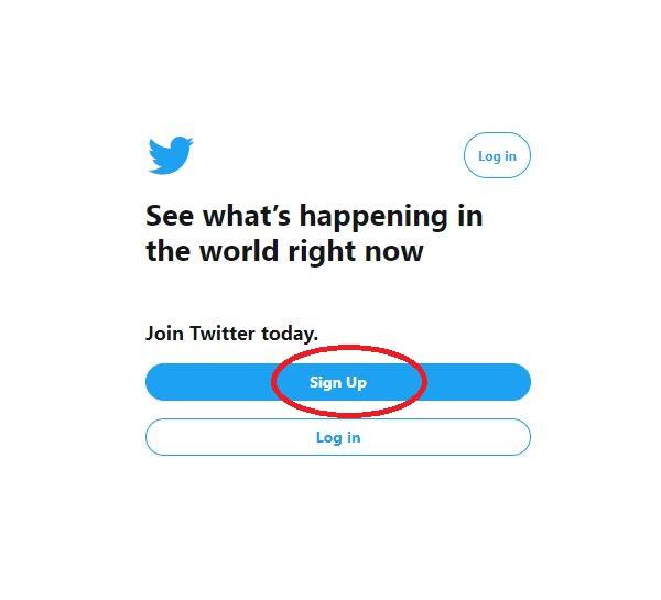 How to Create Twitter Account 2019 - iKashif khan