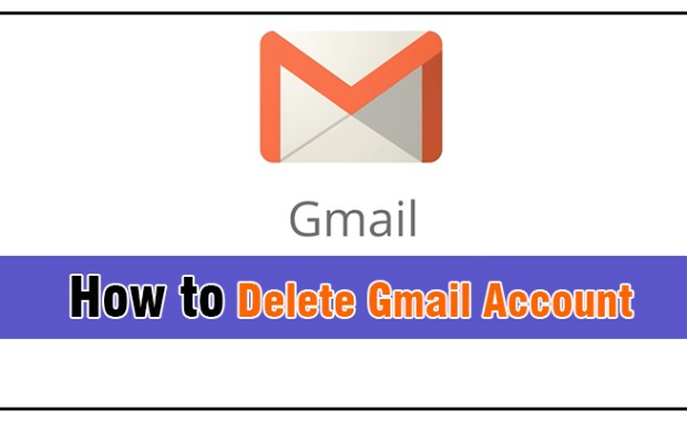 How to Delete Gmail Account 2019
