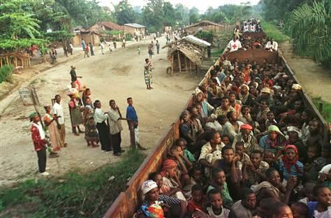 Hutu genocide in congo