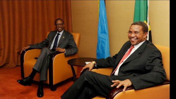 Jakaya Kikwete of Tanzania prefers a dialogue