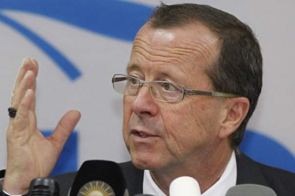 Martin Kobler, the MONUSCO boss