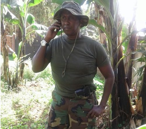 Gén Didier Nyambariza