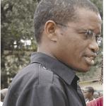 Col Dr Emmanuel Ndahiro