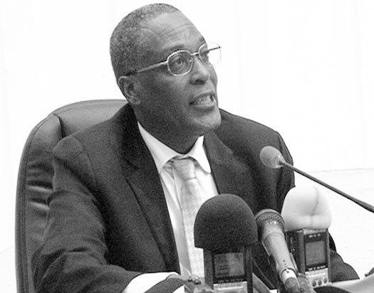 Bernard Busokoza, wari visi perezida w'Uburundi