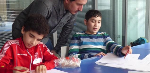 @WeekendschoolAW. Teaching architecture to schoolchildren