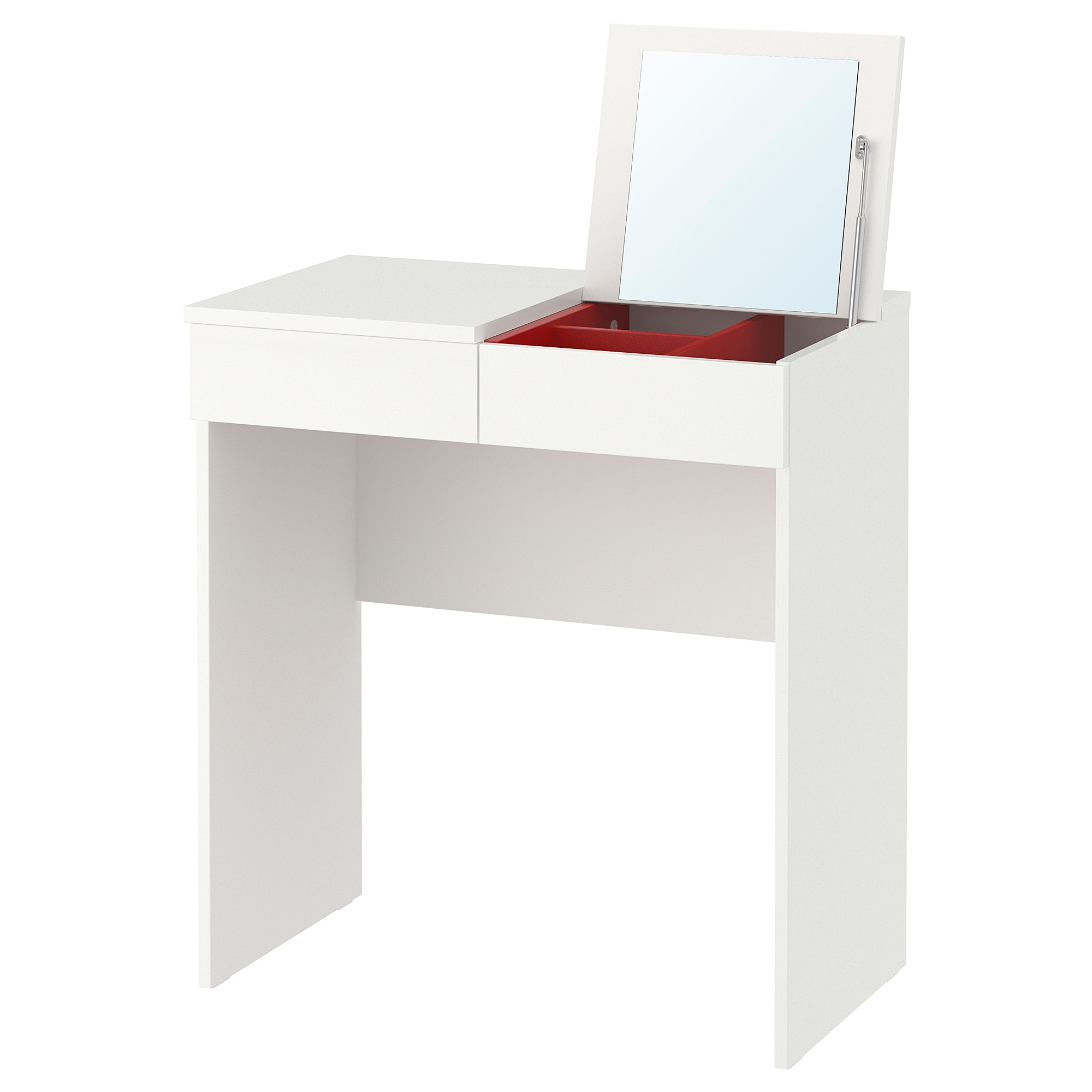 Makeup Table Chair Brimnes Dressing Table White