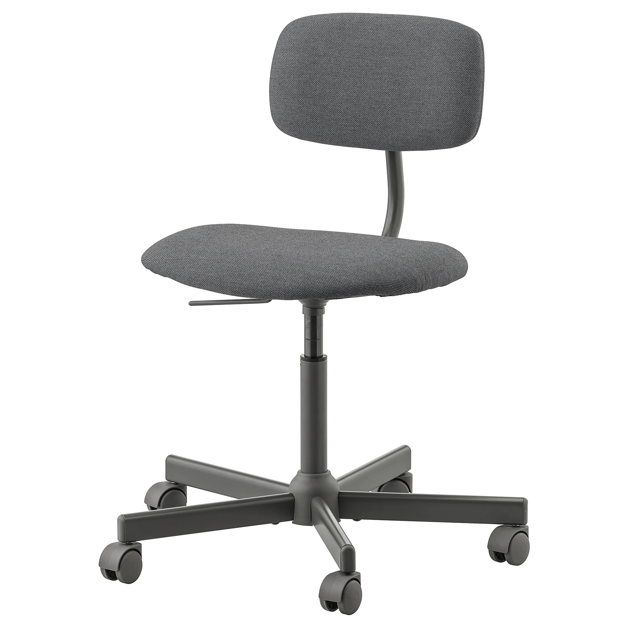 Work Chair Bleckberget Swivel Chair Idekulla Beige