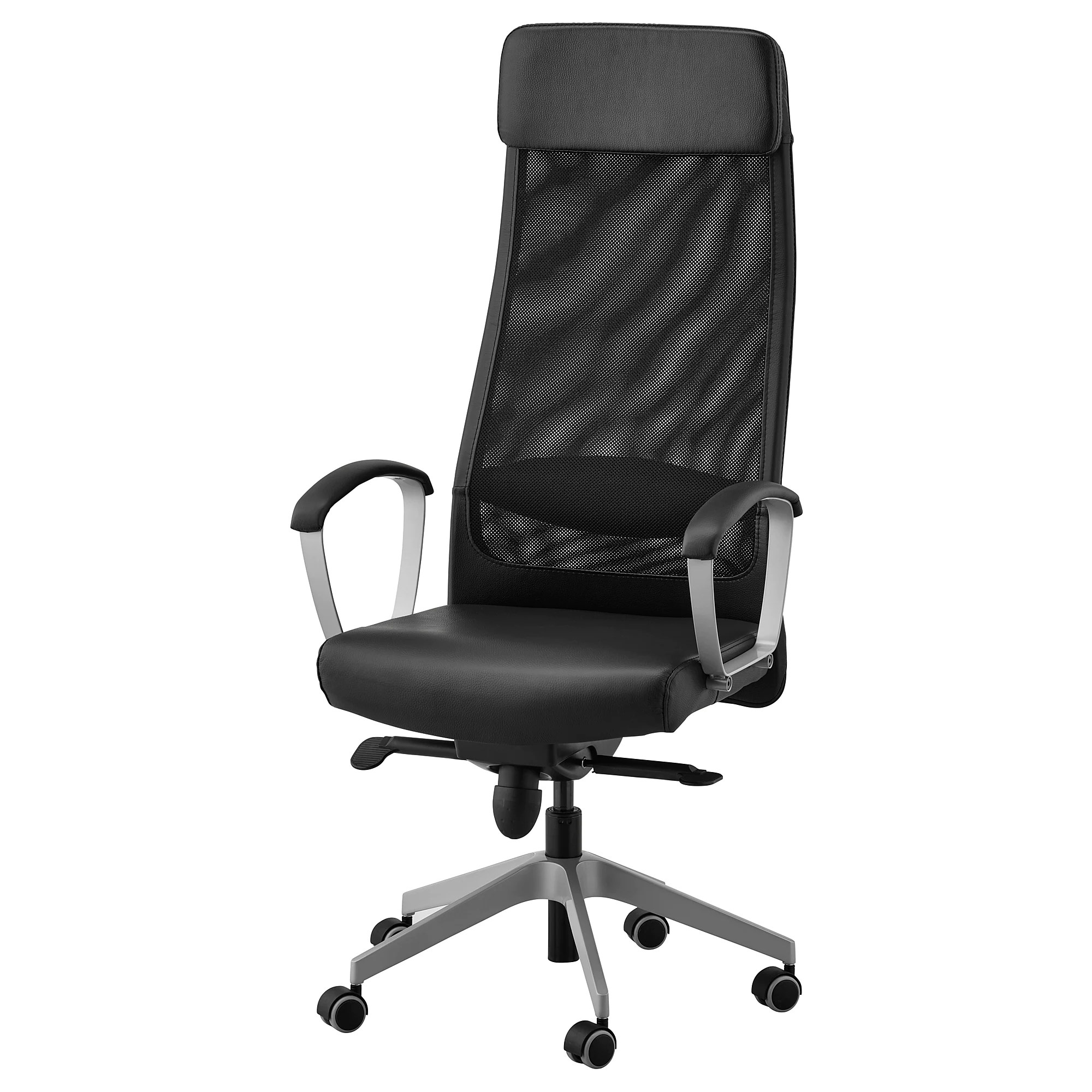 Work Chair Markus Office Chair Vissle Dark Gray