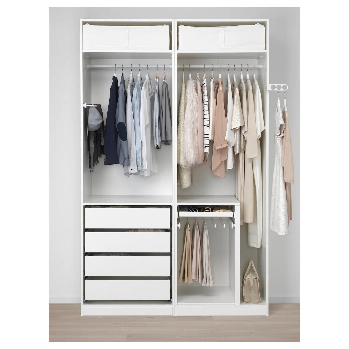 Grosse Kleiderschranke Ikea Express Solutions Schwebeturenschrank