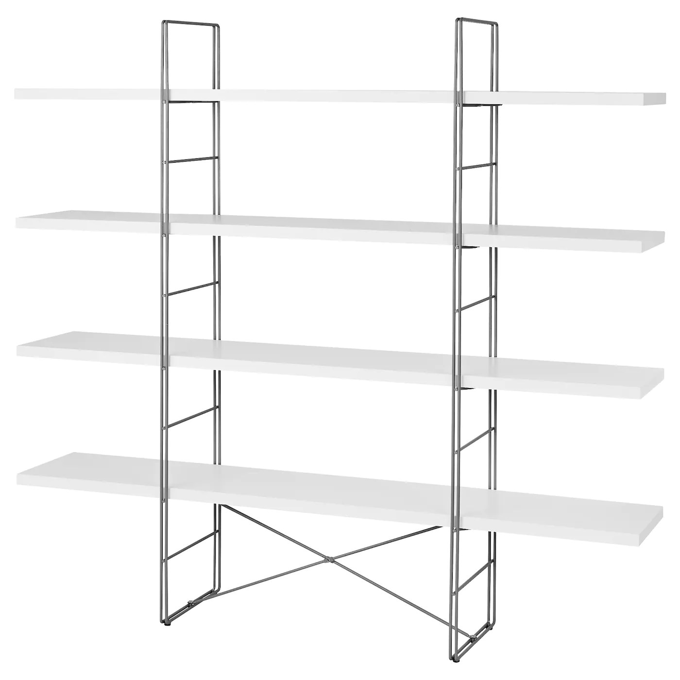 Metalen Stellingkast Ikea.Ikea Metalen Rek Ikea Kast Metaal 222717 Ikea Ps Kast Rood Ikea