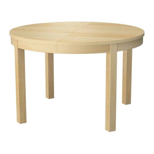 Bjursta Table à Rallonge Ikea