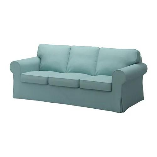 Wunderbar Ektorp 2er Sofa Bezug Récamiere Links Stolm Hochwertige Be