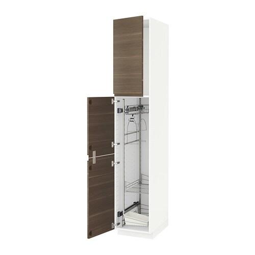 Ikea Küchen Metod Maße | Metod Hochschrank Mit ...