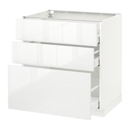 Ikea Küche Hochglanz Hellgrün | Metod Unterschrank Mit ...