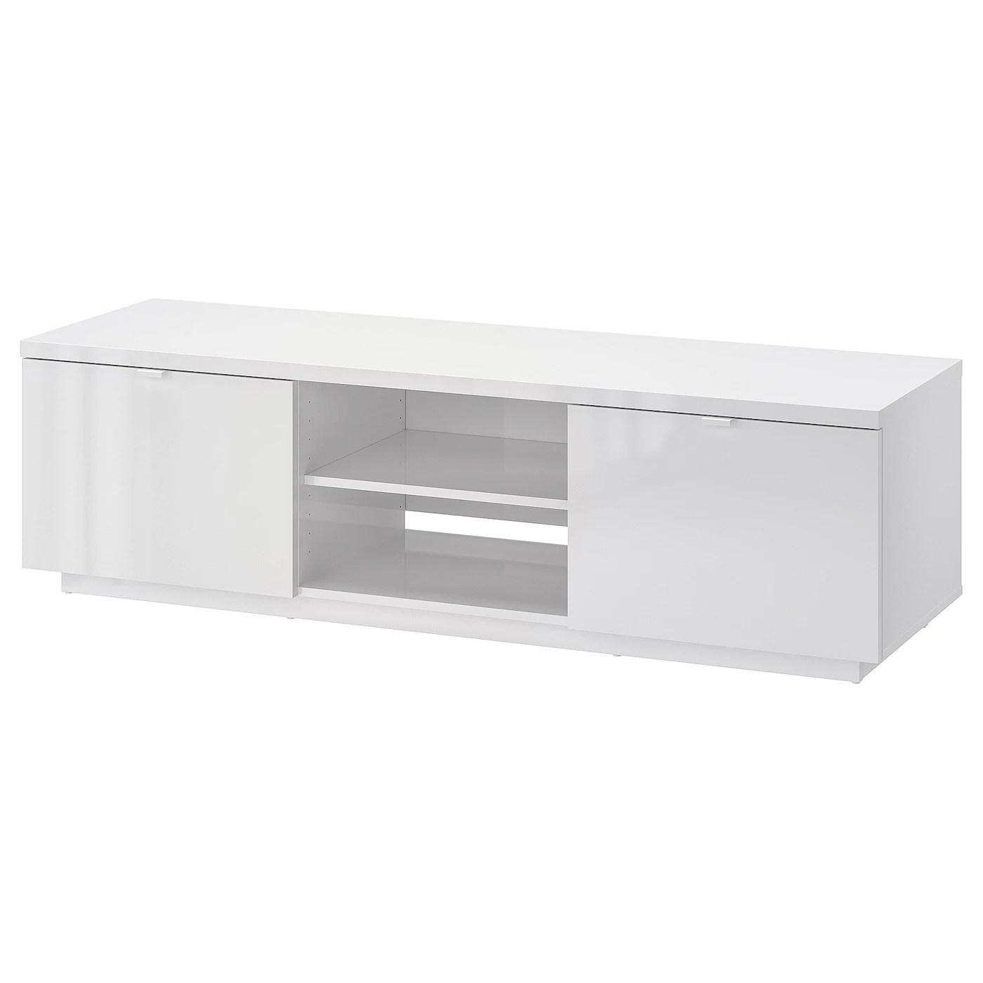 Muebles De Tv De Ikea ByÅs Mueble Tv Alto Brillo Blanco 160 X 42 X 45 Cm Ikea