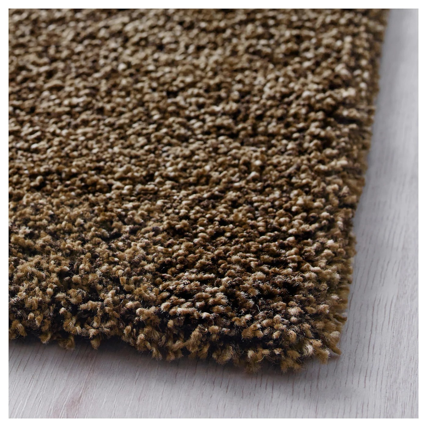 Ikea Teppich Adum 200x300 Rot Ådum Rug High Pile Light Brown 200x300 Cm Ikea