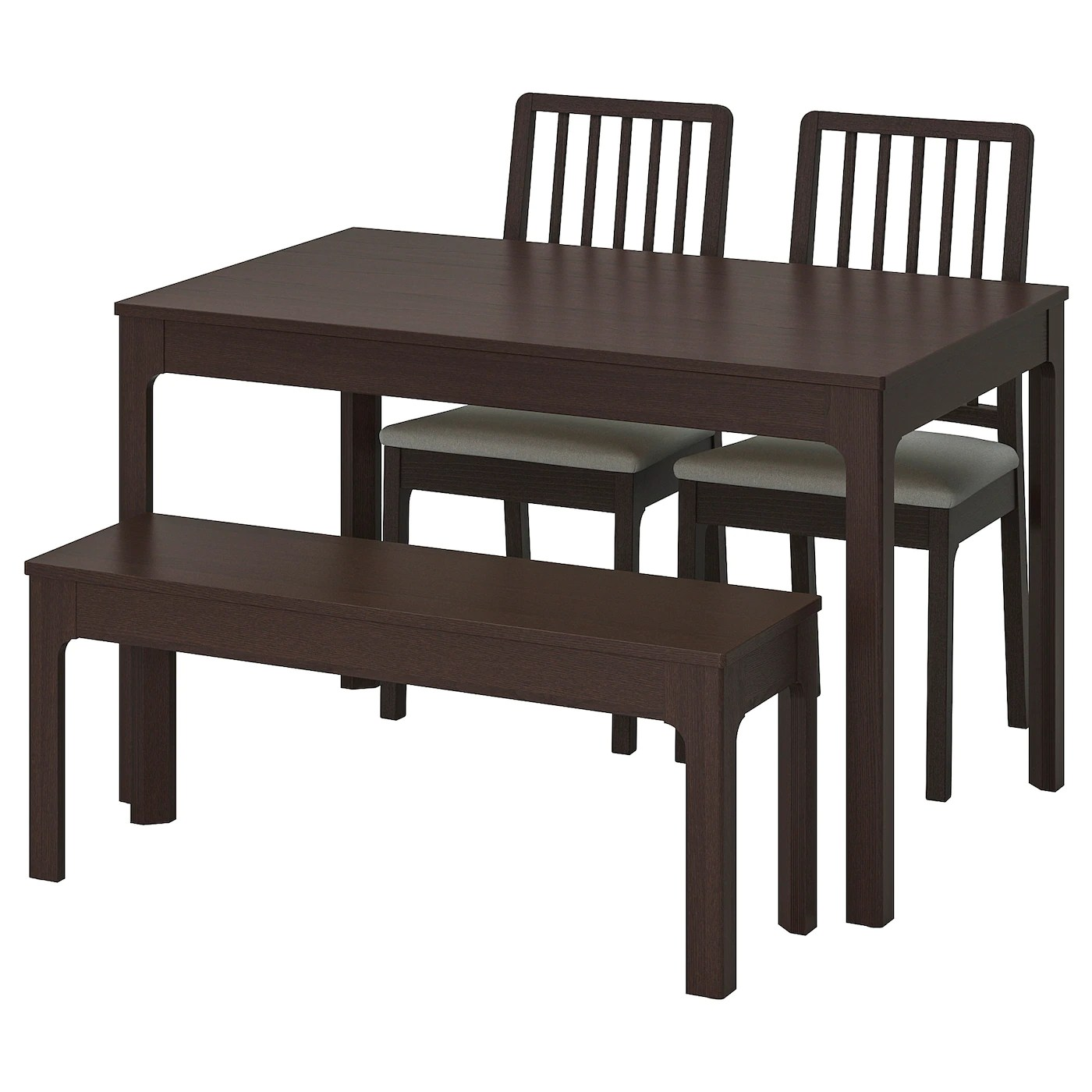 Dining Table With Bench And Chairs Dining Table Sets And Dining Room Sets Ikea