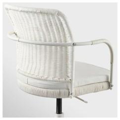 White Ikea Office Chair Dolls High Toys R Us Gregor Swivel Blekinge