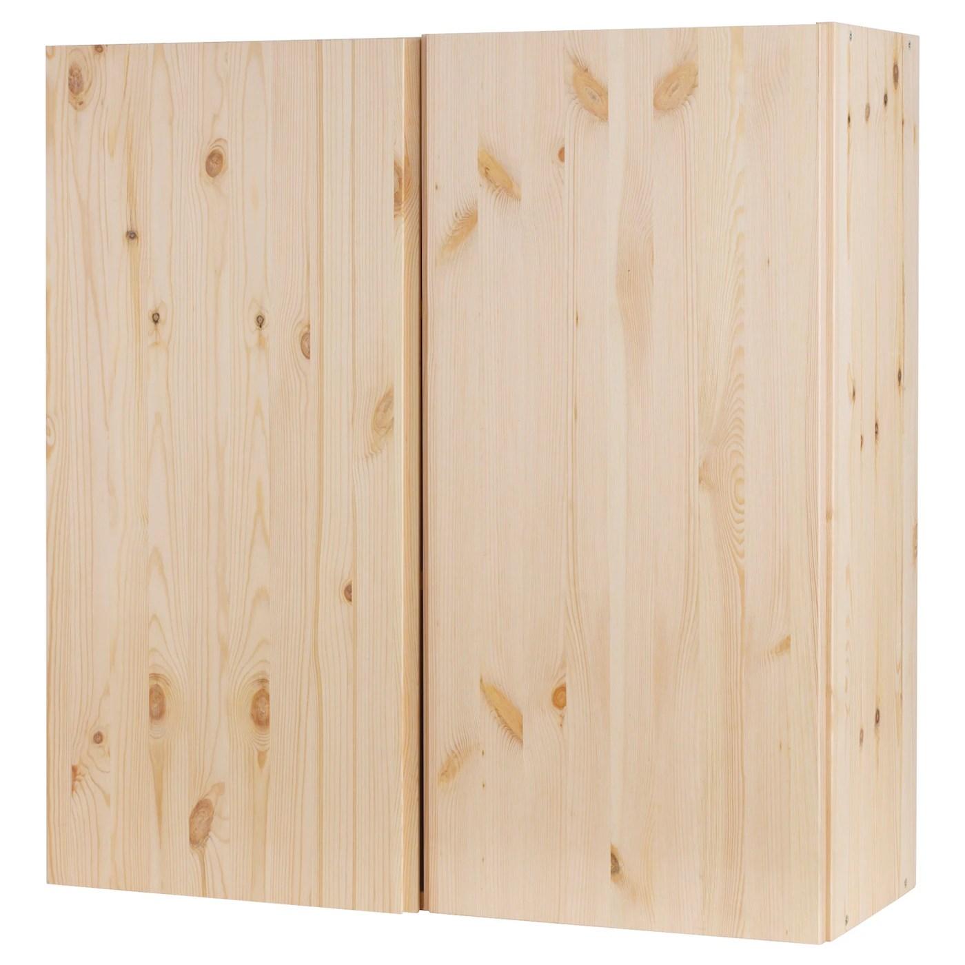 ikea solid wood kitchen cabinets cabinet drawer hardware ivar pine 80 x 30 83 cm
