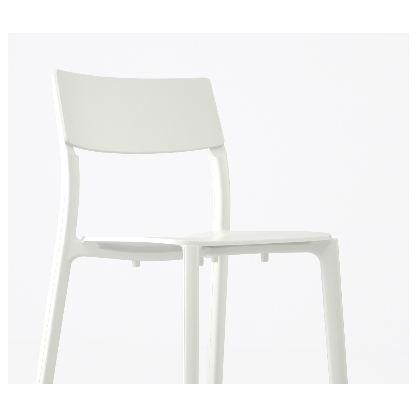 White Chair Ikea Janinge Chair White Ikea