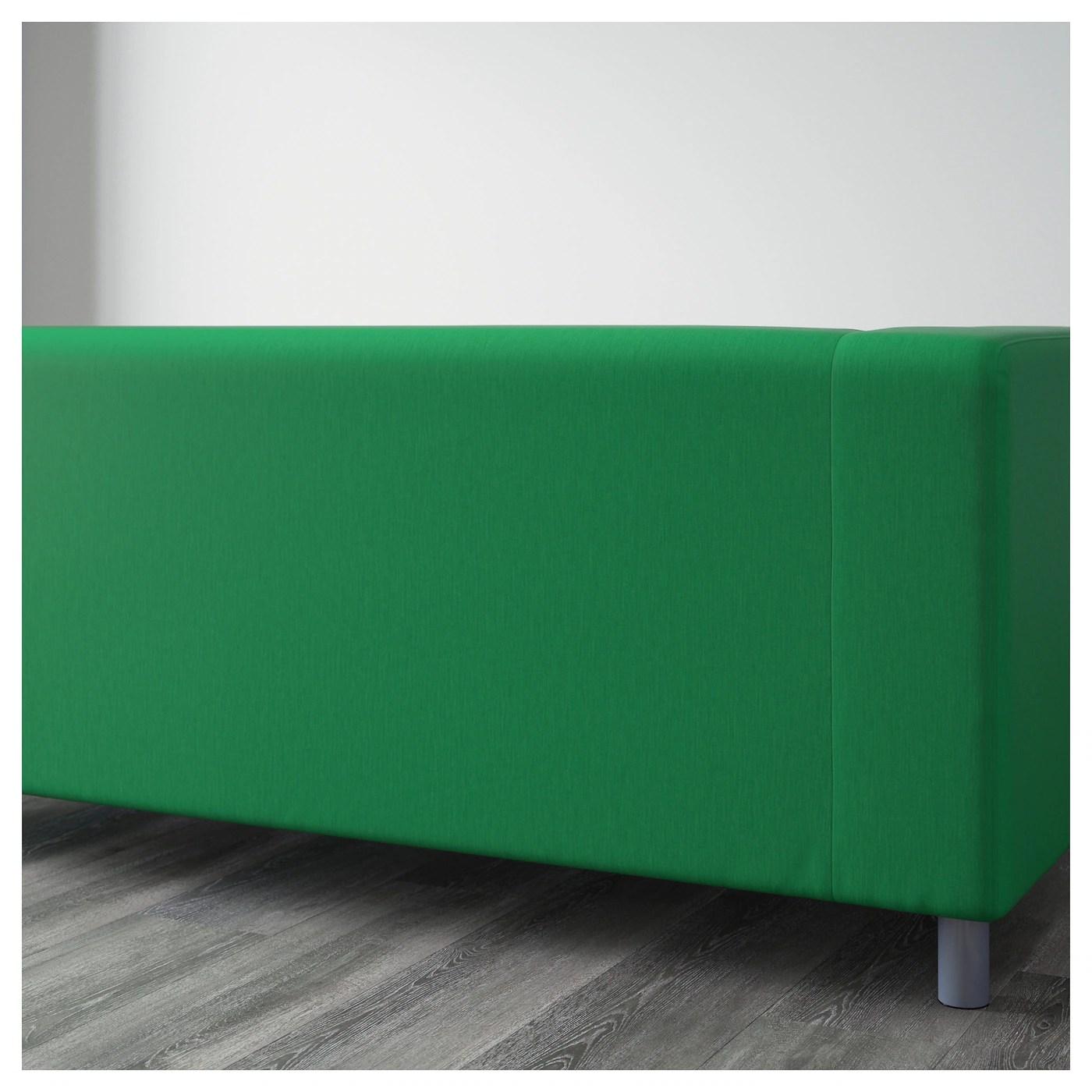 ikea klippan sofa cover red greensboro nc two seat flackarp green
