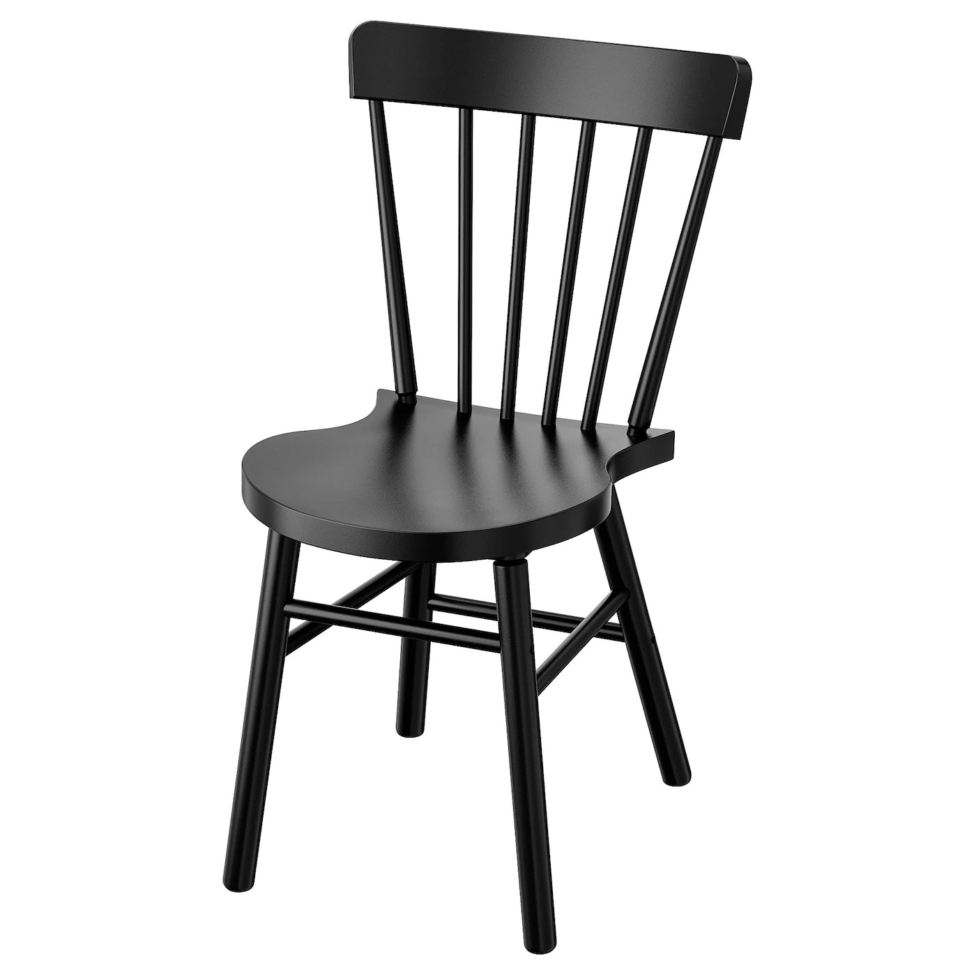 Windsor Chairs Black Norraryd Chair Black