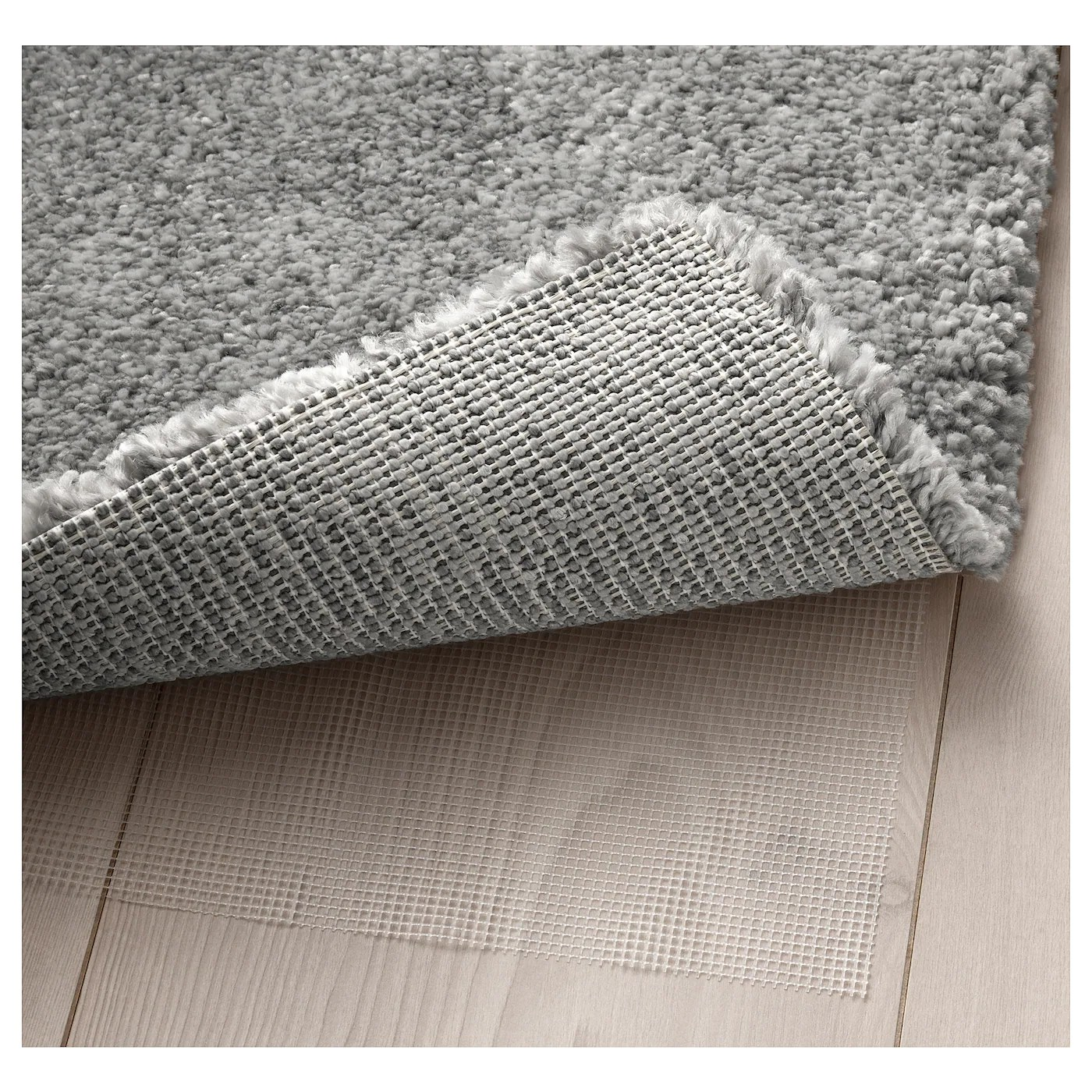 Gaser Teppich Ikea Stoense Rug Low Pile Medium Grey