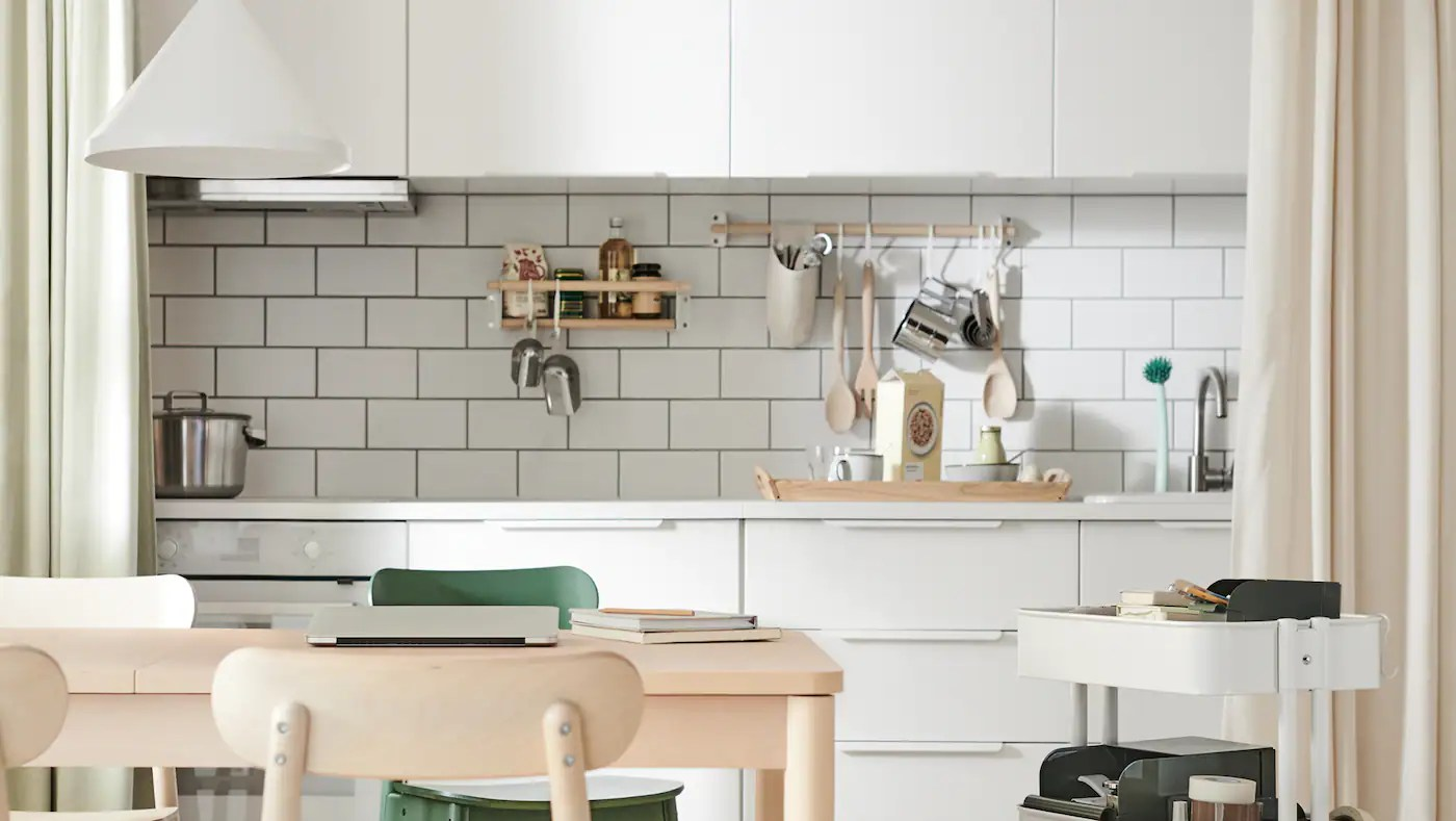 Ikea Küche 2m Fitted Kitchen - Find Kitchen Ideas And Inspiration - Ikea