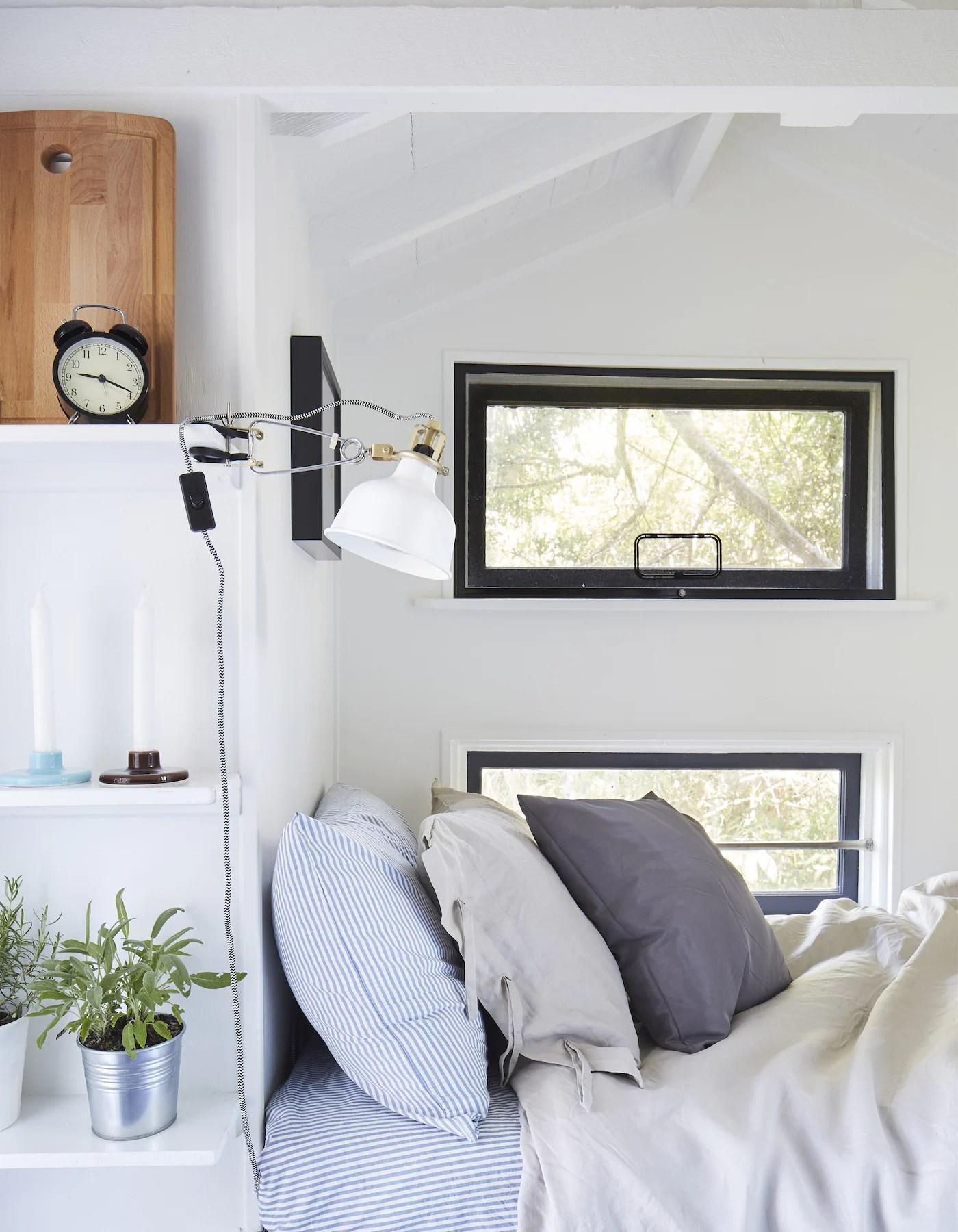 Gut bekannt Gästezimmer Gestalten Ikea | Schanheit Schane Dekoration Teenager YI59