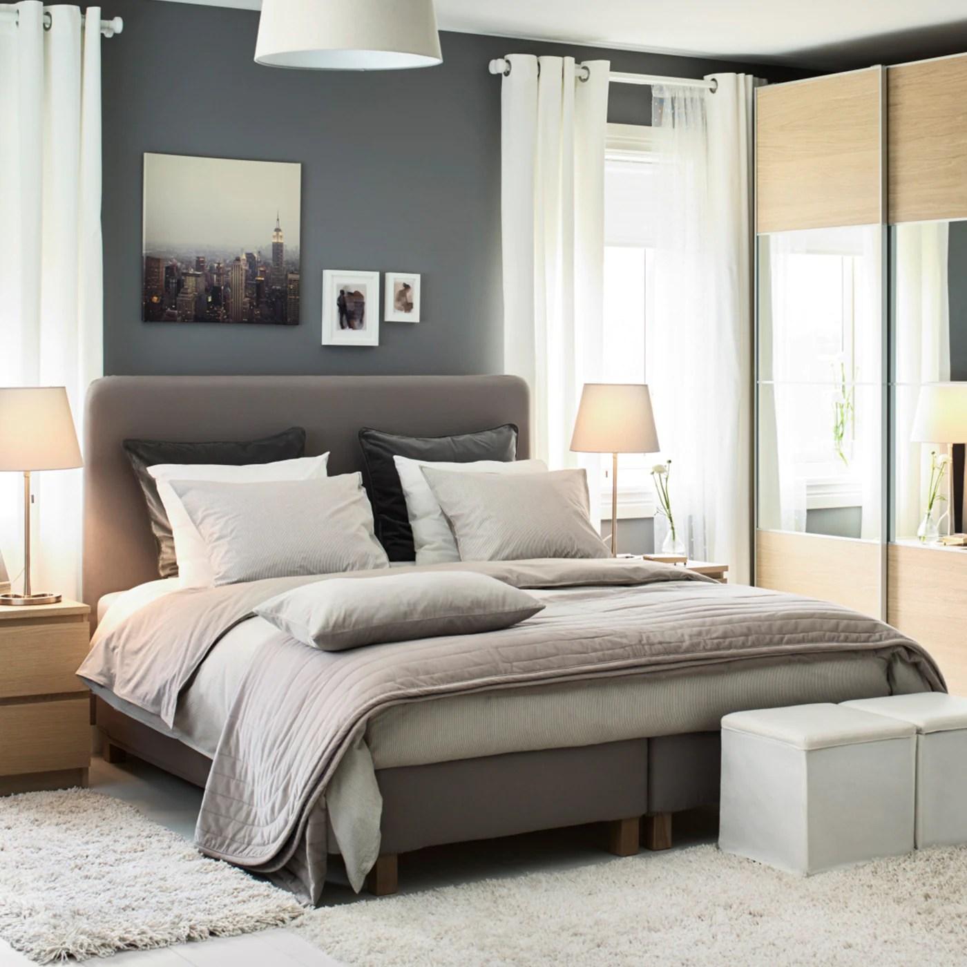 Schrankwand Schlafzimmer Ikea  Ordnung Im Schlafzimmer Und