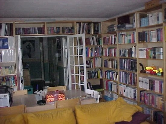 boekenkastvol
