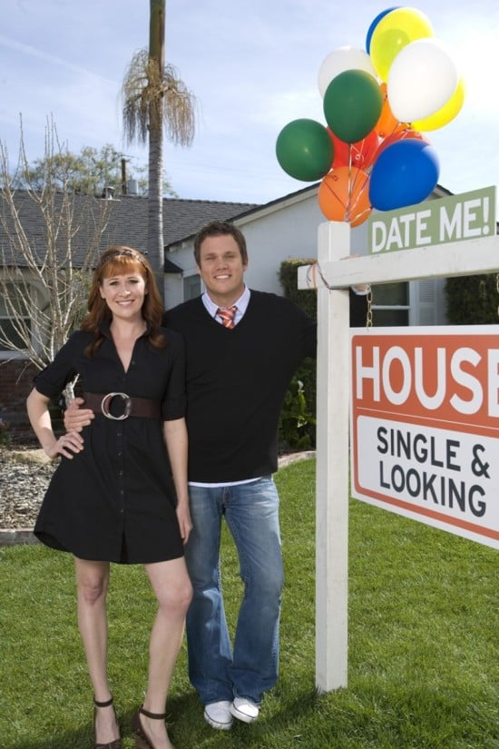 DATE MY HOUSE'S BOB GUINEY AND NADIA GELLER