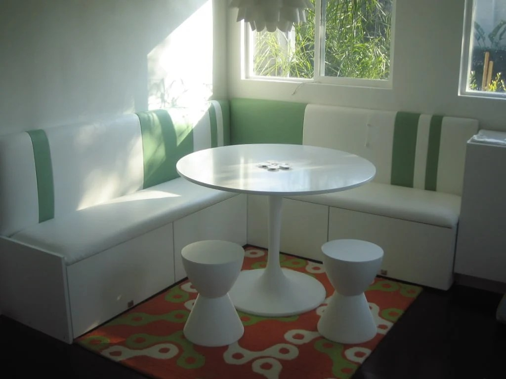 Rinconera Cocina Ikea Make A Compact Banquette From Kitchen Cabinets Ikea Hackers