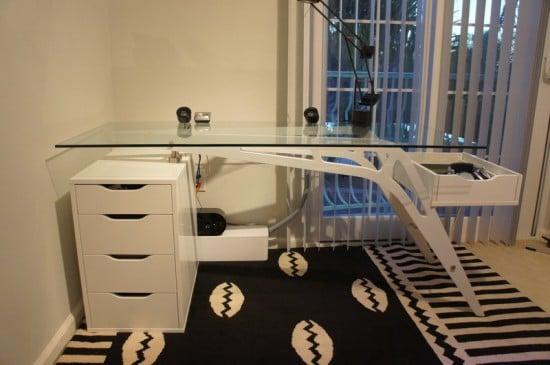 Alex Quot Cavour Quot Desk Ikea Hackers