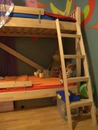 Ikea Toddler Bunk Beds (GULLIVER + KRITTER) - IKEA Hackers ...