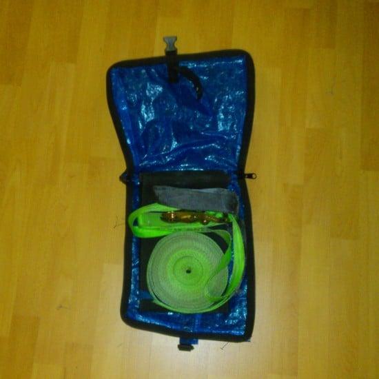 Open Slackline Bag