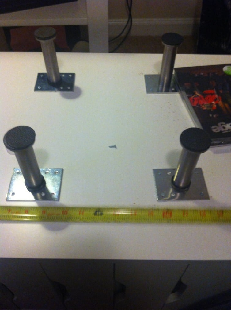 SkateBoard Deck Display-Hack - IKEA Hackers