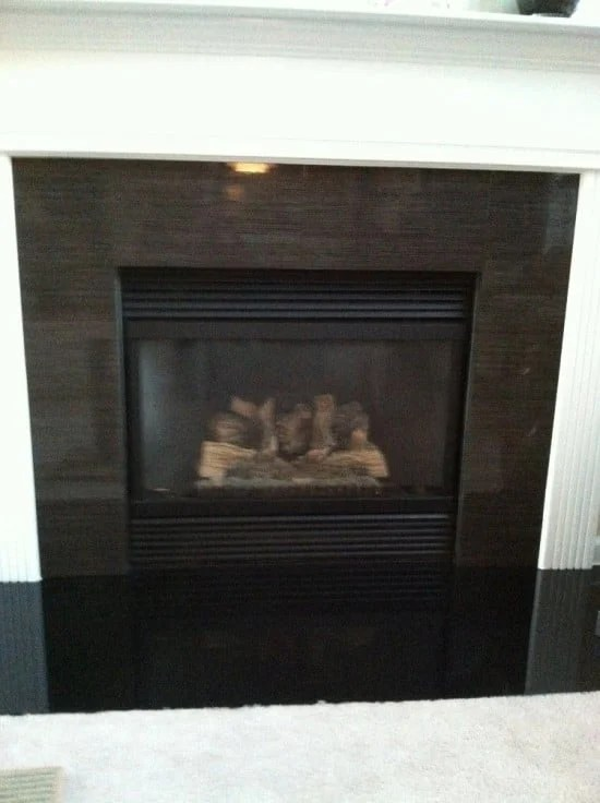 Tofta Fireplace Surround Ikea Hackers