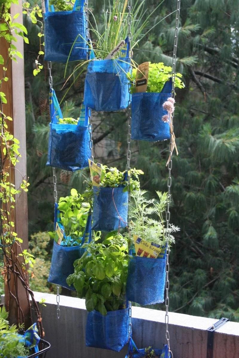 IKEA Hanging Herb Garden