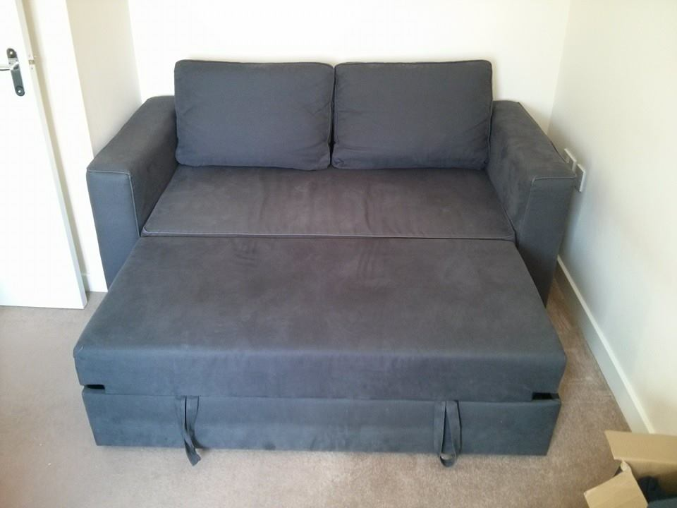 chaise sofa bed ikea leather queen manstad massive u shaped sofabed hackers 3 4