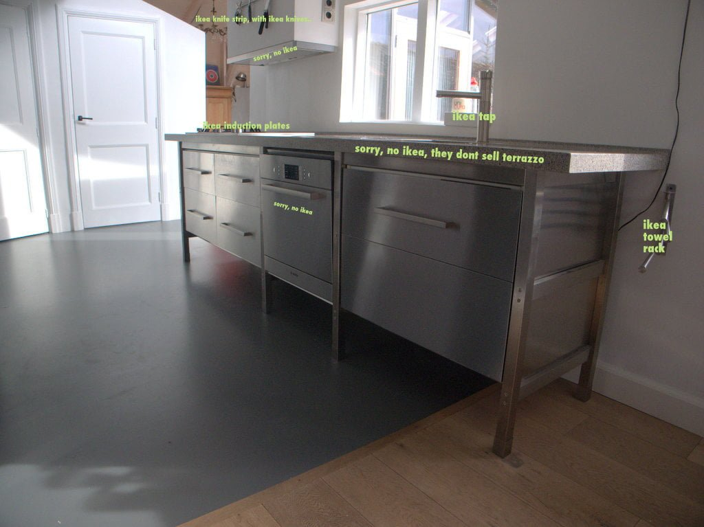 Utter Utby kitchen - IKEA Hackers