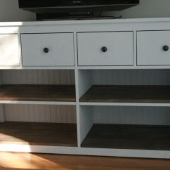 Loft Bed With Sofa Under Ashley Furniture Darcy Sleeper Hemnes Lightens Up - Ikea Hackers
