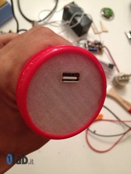ljusa USB charger